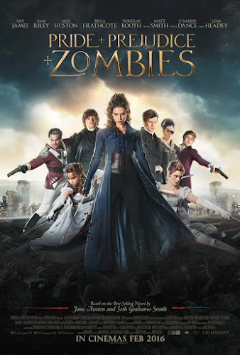 Pride and Prejudice and Zombies (BRRip 1080p Dual Latino / Ingles) (2016)