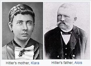 Hitler Parents