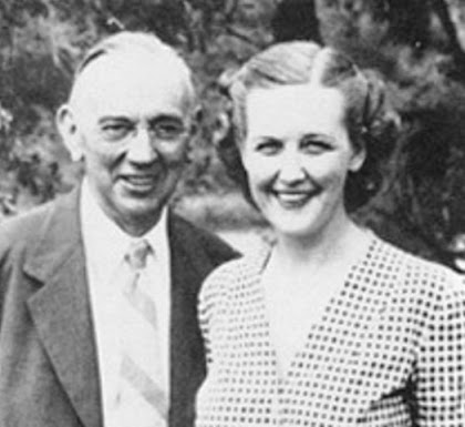 Edgar Cayce and Gladys Davis looks like Twin Flame in Same Soul