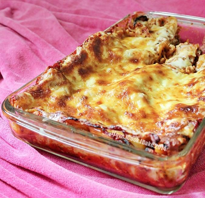 Lasagna Recipe Jamie Oliver Ministry Food