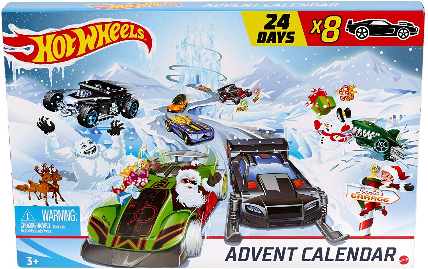 20+ Advent Calendars For Kids Who Don't Like Chocolate