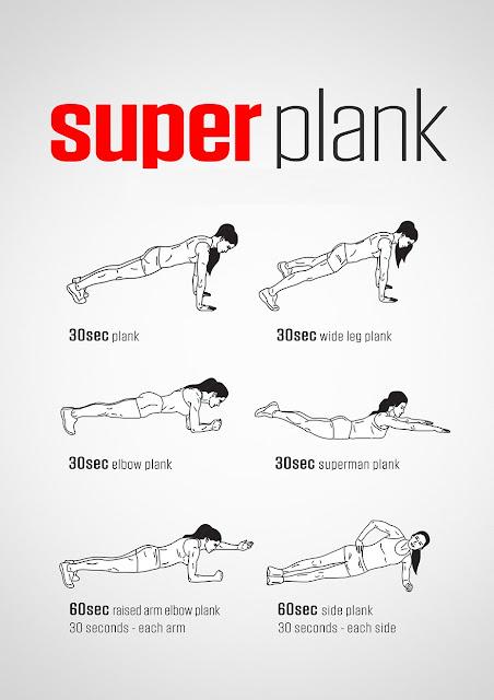 Super plank