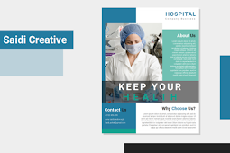Health Care Flyer Template Free Download on Word File