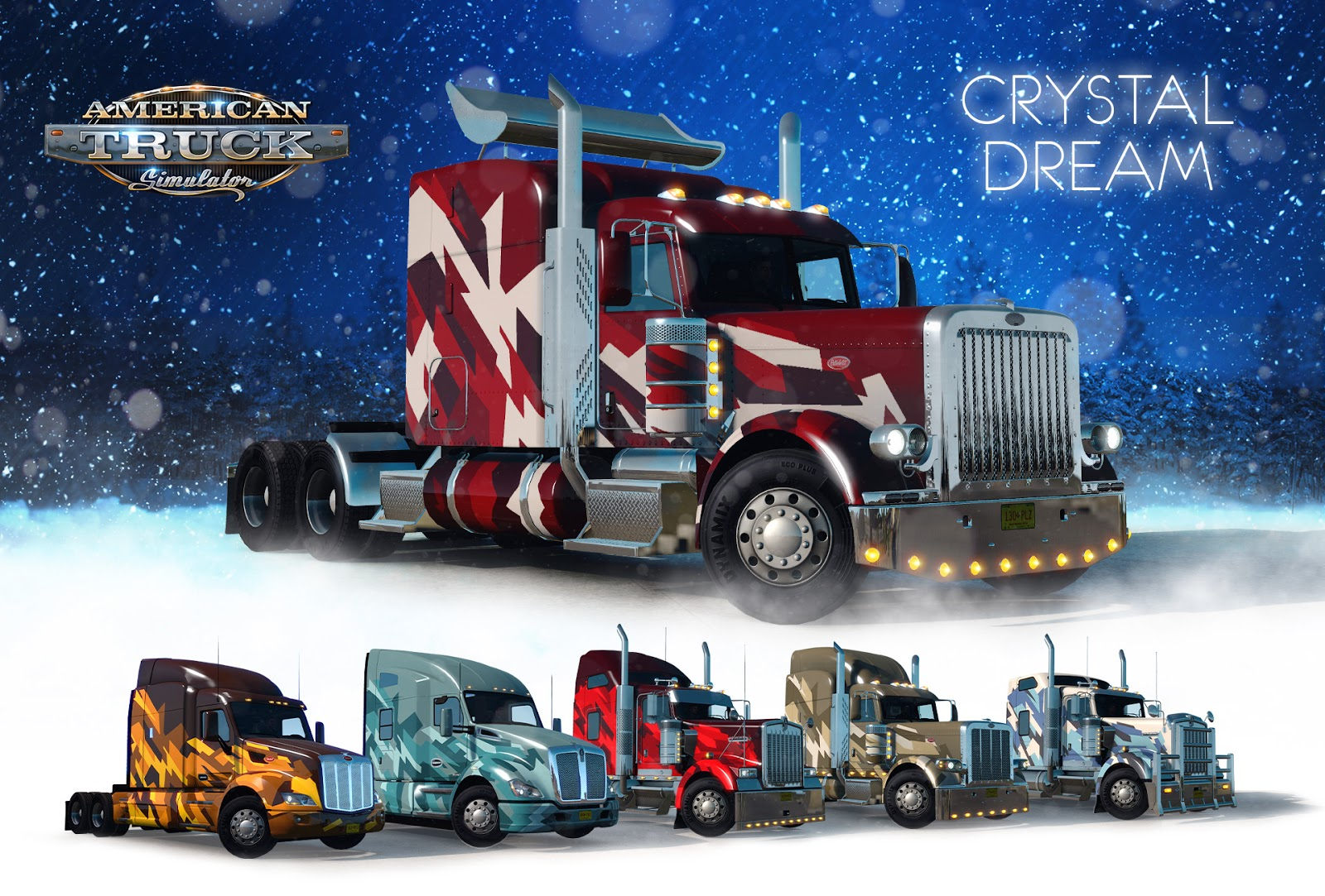 american truck simulator euro truck simulator 2. Black Bedroom Furniture Sets. Home Design Ideas