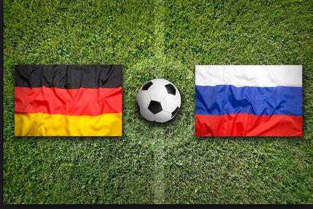 المانيا وروسيا الموعد والتوقيت والمعلقين والقنوات الناقلة مباراة ودية
