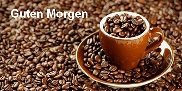 lustihe morgen kaffee grüße für whatsapp