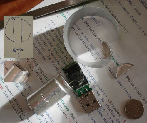 How to build homemade geek pendrive