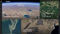 Su Google Earth, i cambiamenti climatici, naturali e delle città più rilevanti degli ultimi 30 anni