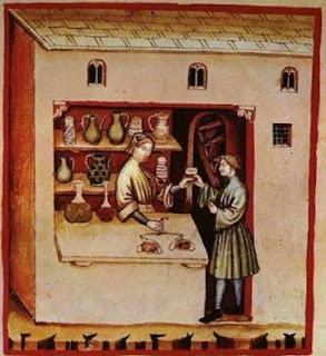 تم إنشاء أول صيدلية في التاريخ في العهد العباسي في بغداد عام 621 هـ