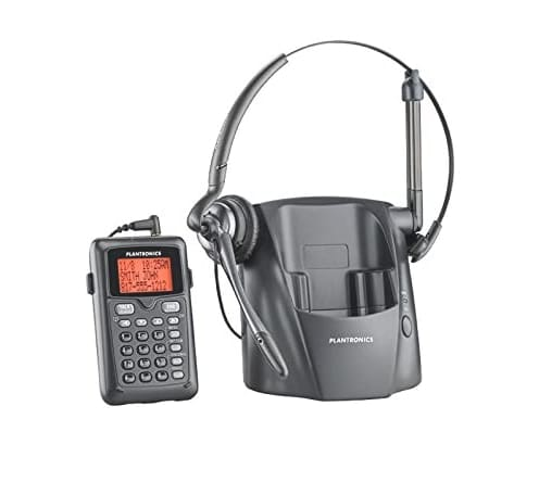 Plantronics 80057-11 CT14 Cordless Headset Phone