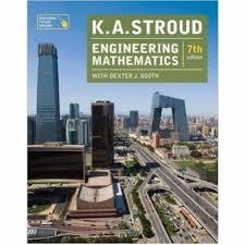 PDF: Advanced Engineering Mathematics - H.K.Dass & K.A. Stroud