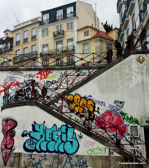 Calçada do Carmo, Lisboa