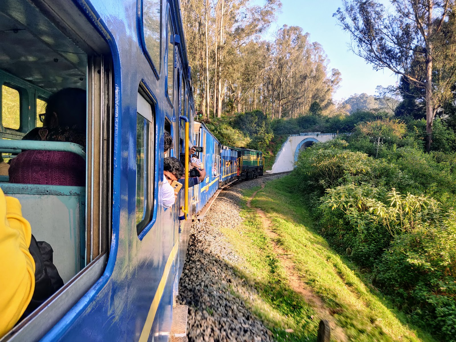 Toy Train, Ooty, Tamil Nadu
