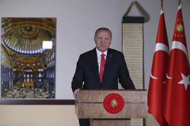 Ερντογάν: «Ο εικονομάχος Σουλτάνος»