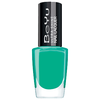 PNG-309.210 Ultra Shine Nail Lacquer - GREEN SPLASH