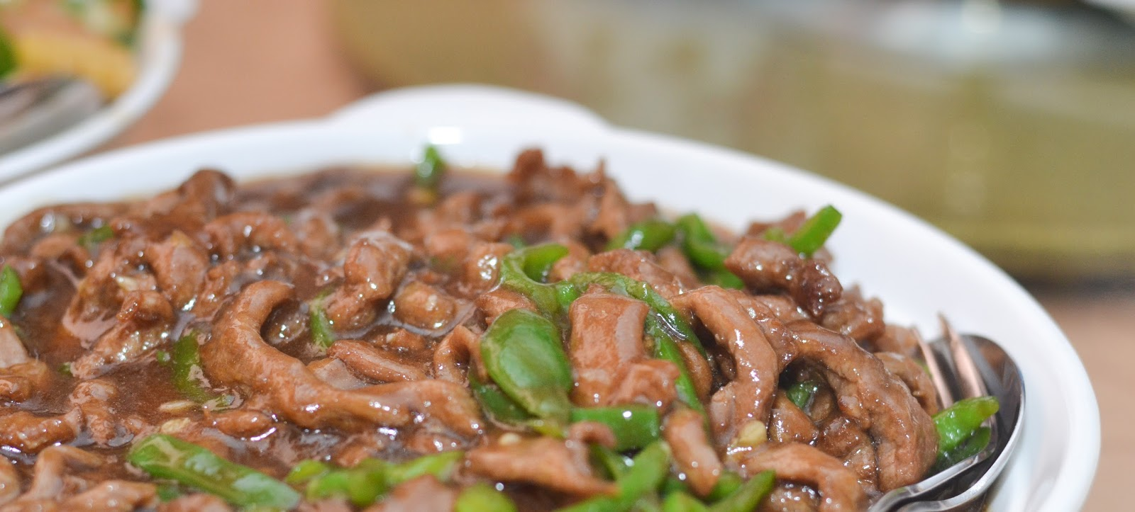 Shredded Beef Chinese Sauce