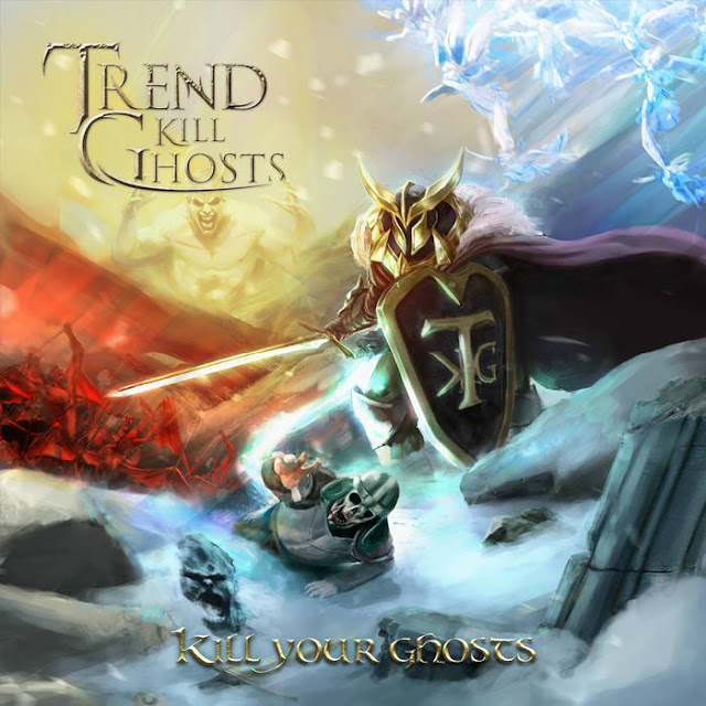 Trend Kill Ghosts - Kill Your Ghosts (2019)