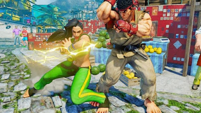 Street Fighter 5 Play Station 4