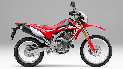 Desaon Honda CRF250L