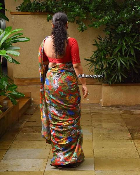 Actress Vidya Balan