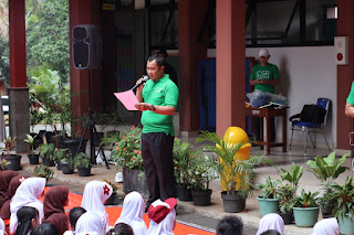 program CSR Aston Simatupang
