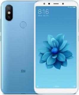 Hp Gaming Xiaomi Mi A2 (Mi 6X) murah harga 2 jutaan