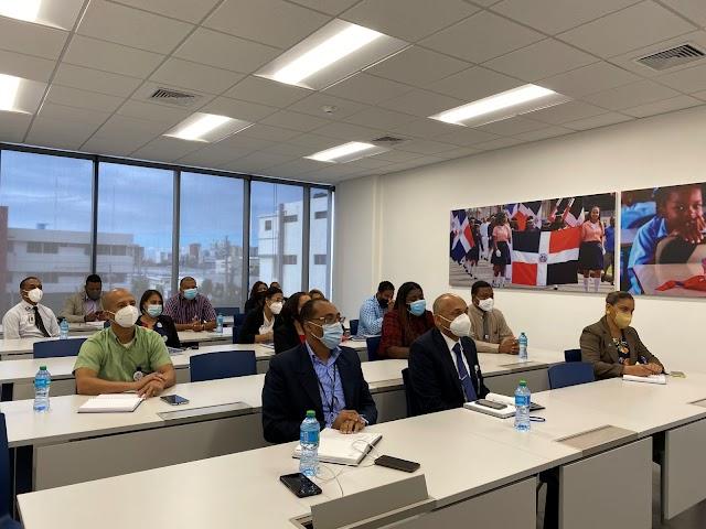 INFOTEP y el SENA, de Colombia, inician intercambio académico