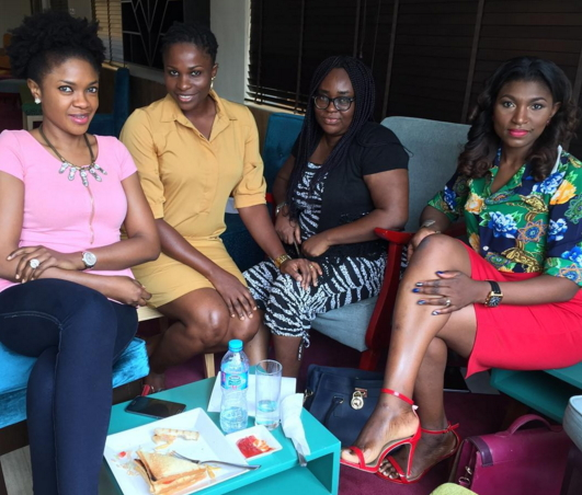 blessing egbe sleeping omoni oboli husband