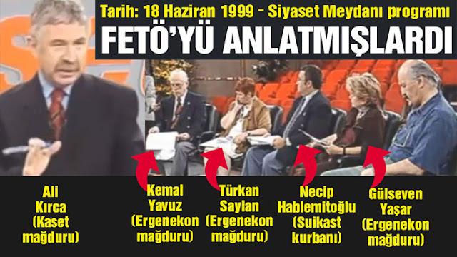 Türkan Saylan 17 Yıl Önce Fetö Tehlikesini Söylemişti - Cevat Kulaksız