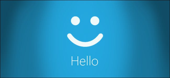 شعار Windows Hello