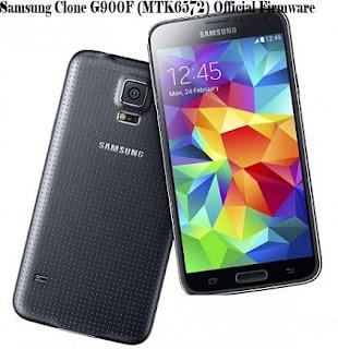 Samsung Clone G900F (MTK6572) Official Firmware