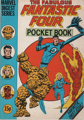 The Fantastic Four Pocket Book #1