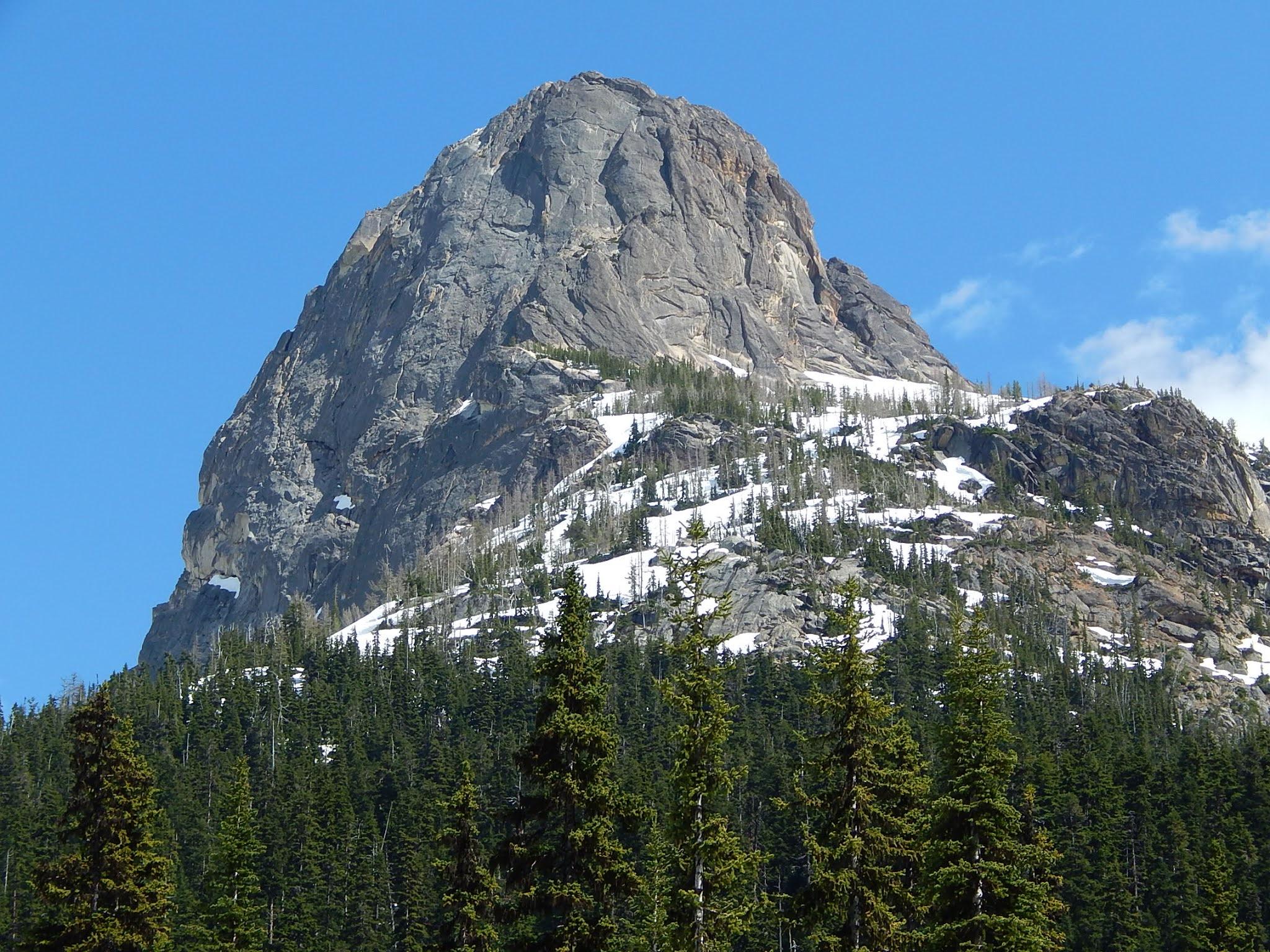 Liberty Bell Mountain 2
