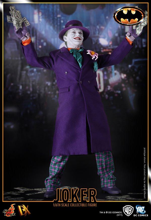 Hot Toys Joker Dx 76