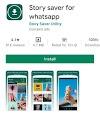 ચપટી વગાડતાં જ વોટસએપ સ્ટેટસ ડાઉનલોડ કરો !! Whatsapp status download in Gujarati