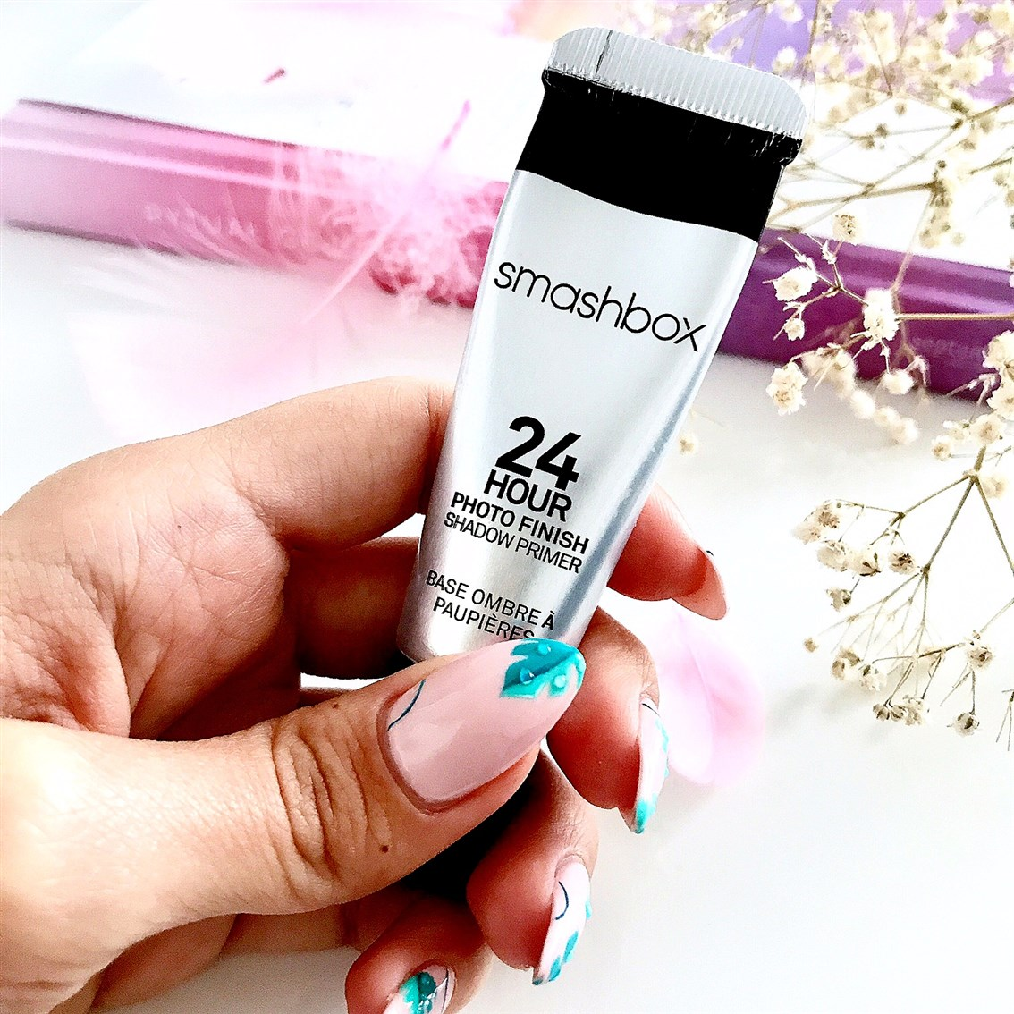 Smashbox 24 Hour Photo Finish Shadow Primer, najlepsza baza pod cienie do powiek