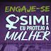 Alagoinhas: Conselho de Defesa dos Direitos da Mulher lança campanha 'Sim! Eu protejo a Mulher'