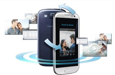 Samsung Galaxy S3 - S Beam