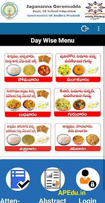 Jagananna Gorumuddalu MDM App Latest Version 3.01 Updated on 16.03.20.