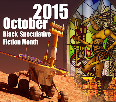 Black Speculative Fiction Month