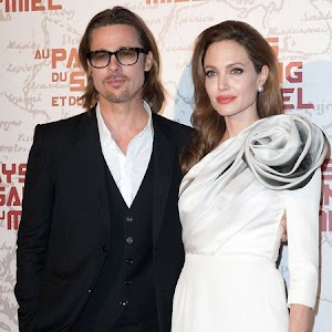 Angelina Jolie: a wedding in any sobriety