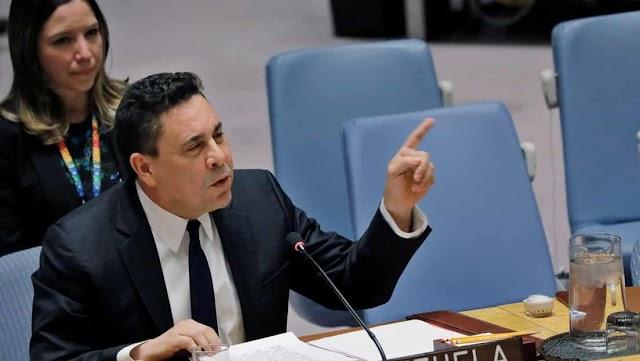 VENEZUELA EN LA ONU: El presidente de EEUU es un ganster (+Buques serán escoltados)