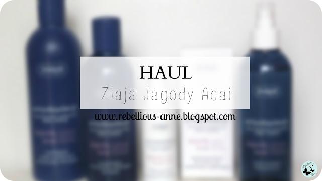HAUL - Ziaja Jagody Acai