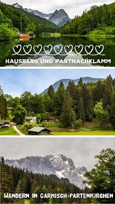 Hausberg-Runde und Partnachklamm | Wanderung Garmisch-Partenkirchen | Rießersee - Kochelbergalm - Bayernhaus - Hausberg - Partnachalm - Partnachklamm