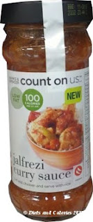 M&S count on us cooking sauce jalfrezi