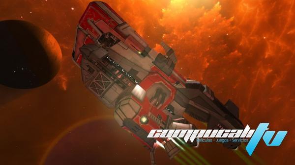 Star Wolves 3 Civil War PC Full