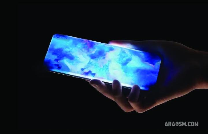 """شركة صينية تكشف """"الهاتف المذهل"""" بلا منافذ ولا أزرار.."""