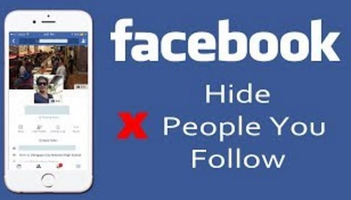 A fast way to Hide Who You Follow on Facebook | Search Following Me On Facebook Hoax