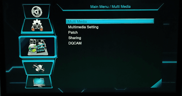 Activate patch option