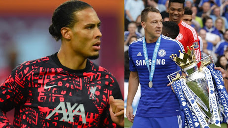 Best defenders ever in the  History of the Premier League